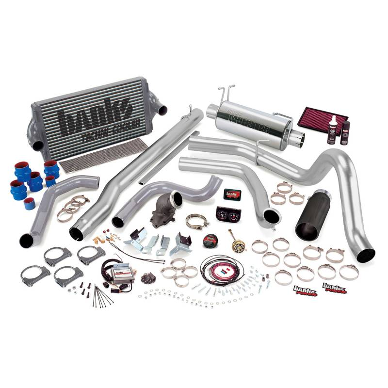 Banks Power #48434-B Big Hoss Bundle, Complete Power System with