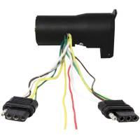 ANZO USA - ANZO USA 7-Pin Universal Trailer Adapter 851010 - Image 1