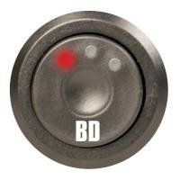 BD Diesel - BD Diesel Throttle Sensitivity Booster Push Button Switch Kit 1057705 - Image 1