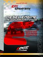 Edge Products - Edge Products EFI University Diesel Engine Performance Tuning DVD 99010 - Image 1