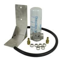 BD Diesel - BD Diesel Remote Fuel Filter Kit - 2001-2012 Chevy Duramax 1050060 - Image 1