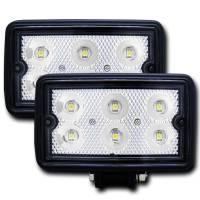 ANZO USA - ANZO USA Rugged Vision LED Fog Light 881001 - Image 1