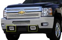 T-Rex Grilles - T-Rex 2011-2014 Silverado HD  Upper Class STAINLESS POLISHED BUMPER 55115 - Image 1