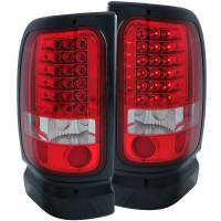 ANZO USA - ANZO USA Tail Light Assembly 311052 - Image 1