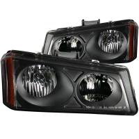 ANZO USA - ANZO USA Crystal Headlight Set 111009 - Image 1