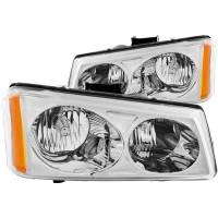 ANZO USA - ANZO USA Crystal Headlight Set 111010 - Image 1