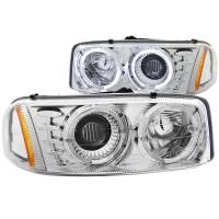 ANZO USA - ANZO USA Projector Headlight Set w/Halo 111191 - Image 1