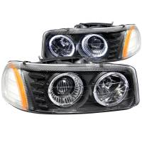 ANZO USA - ANZO USA Projector Headlight Set w/Halo 111192 - Image 1