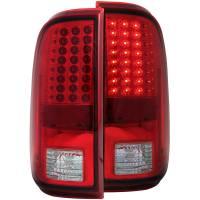 ANZO USA - ANZO USA Tail Light Assembly 311050 - Image 1
