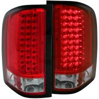 ANZO USA - ANZO USA Tail Light Assembly 311047 - Image 1