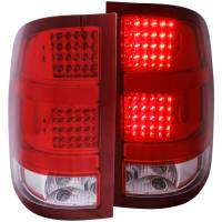 ANZO USA - ANZO USA Tail Light Assembly 311089 - Image 1