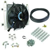BD Diesel - BD Diesel Xtruded Trans Oil Cooler - 1/2 inch Cooler Lines 1030606-1/2 - Image 1