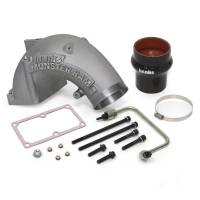 Banks Power - Banks Power Monster-Ram Intake Elbow Kit with Fuel Line and Hump Hose, 4 inch Natural 42790 - Image 1