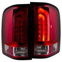 ANZO USA - ANZO USA Tail Light Assembly 311225 - Image 1