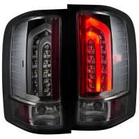 ANZO USA - ANZO USA Tail Light Assembly 311226 - Image 1