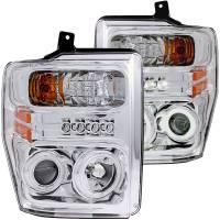 ANZO USA - ANZO USA Projector Headlight Set w/Halo 111167 - Image 1