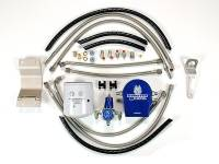 Sinister Diesel - Sinister Diesel Regulated Fuel Return Kit for Ford 7.3L w/ Integrated Fuel Filter SD-FUELREG-7.3