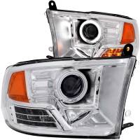 ANZO USA - ANZO USA Projector Headlight Set w/Halo 111160 - Image 1