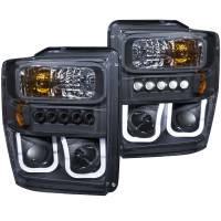 ANZO USA - ANZO USA Projector Headlight Set 111305 - Image 1