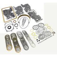 Precision Gear - Precision Gear AW4 Automatic Transmission Rebuild Kit; 86-01 Jeep 19001.03 - Image 1