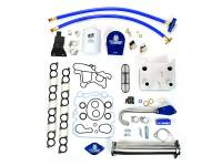 Sinister Diesel - Sinister Diesel Ford 6.0L Basic Solution Package Coolant Filtration Kit MKM-BS-6.0-CF