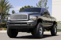 T-Rex Grilles - T-Rex 2002-2005 Ram PU  Upper Class STAINLESS POLISHED Grille 54461 - Image 1