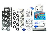 Sinister Diesel - Sinister Diesel Ford 6.0L Complete Solution Package EGR Delete Kit With Black Diamond Head Gaskt MKM-6.0-CS