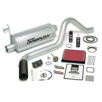 Banks Power - Banks Power Stinger Bundle, Power System with Single Exit Exhaust, Black Tip 49205-B - Image 1