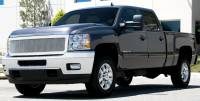 T-Rex Grilles - T-Rex 2011-2014 Silverado HD  Upper Class STAINLESS POLISHED Grille 54115 - Image 1
