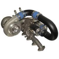 BD Diesel - BD Diesel R700 Tow & Track Turbo Kit (Upgrade from Super B Twin) - 2003-2007 Dodge 5.9L 1045440