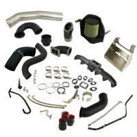 BD Diesel - BD Diesel Cobra Turbo Install Kit w/S366/369 SX-E Secondary - Dodge 2003-2009 5.9L/6.7L 1045756