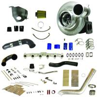 BD Diesel - BD Diesel RT700 Track Master Twin Turbo Super B Special Upgrade Kit - 2010-2012 Dodge 6.7L 1045491