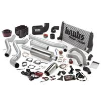 Banks Power - Banks Power Big Hoss Bundle, Complete Power System with Single Exhaust, Chrome Tip 46026 - Image 1