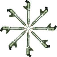 BD Diesel - BD Diesel Injector Set - Chevy Duramax LLY 2004-2006 - Stage 2 90HP / 43% 1076606 - Image 1