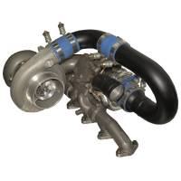 BD Diesel - BD Diesel R700 Tow & Track Turbo Kit w/FMW Billet Wheel on Sec - Dodge 1994-1998 12vlv man 1045410