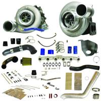 BD Diesel - BD Diesel RT700 Track Master Twin Turbo Kit - 2010-2012 Dodge 6.7L 1045481 - Image 1