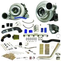 BD Diesel - BD Diesel RT850 Track Master Twin Turbo Kit - 2010-2012 Dodge 6.7L 1045483