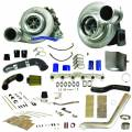 Turbo Chargers & Components - Turbo Charger Kits - BD Diesel - BD Diesel RT850 Track Master Twin Turbo Kit - 2007.5-2009 Dodge 6.7L 1045482