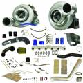 Turbo Chargers & Components - Turbo Charger Kits - BD Diesel - BD Diesel RT850 Track Master Twin Turbo Kit - 2010-2012 Dodge 6.7L 1045483