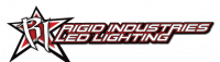Rigid Industries - Rigid Industries 2X3 DEALER BANNER 82503